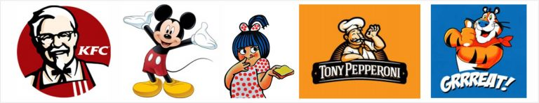 mascots Logo Type