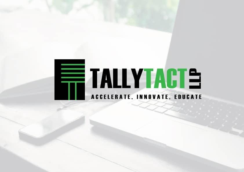 Tally Tagt logo designer